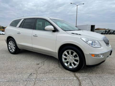 2012 Buick Enclave for sale at Kuhn Enterprises, Inc. in Fort Atkinson IA