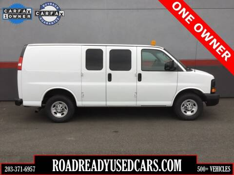 2015 Chevrolet Express Cargo for sale at Road Ready Used Cars in Ansonia CT
