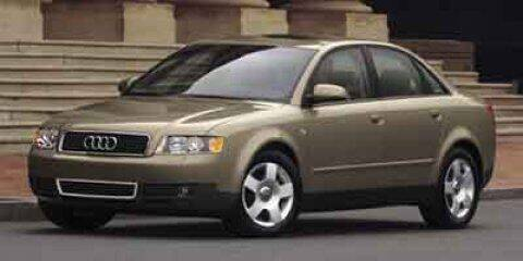 2003 Audi A4 for sale at Park Place Motor Cars in Rochester MN