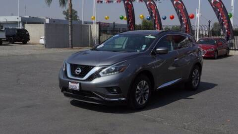 2018 Nissan Murano for sale at Choice Motors in Merced CA