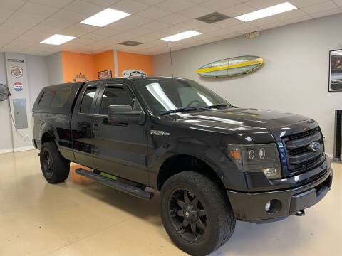 2013 Ford F-150 for sale at Jeep and Truck USA in Tampa FL