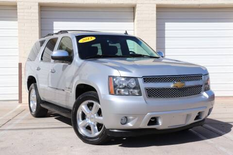 2013 Chevrolet Tahoe for sale at MG Motors in Tucson AZ