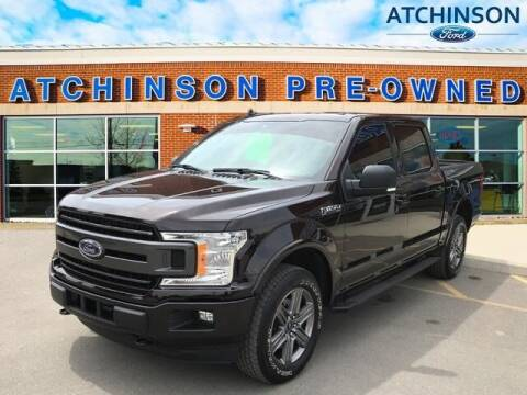 2020 Ford F-150 for sale at Atchinson Ford Sales Inc in Belleville MI
