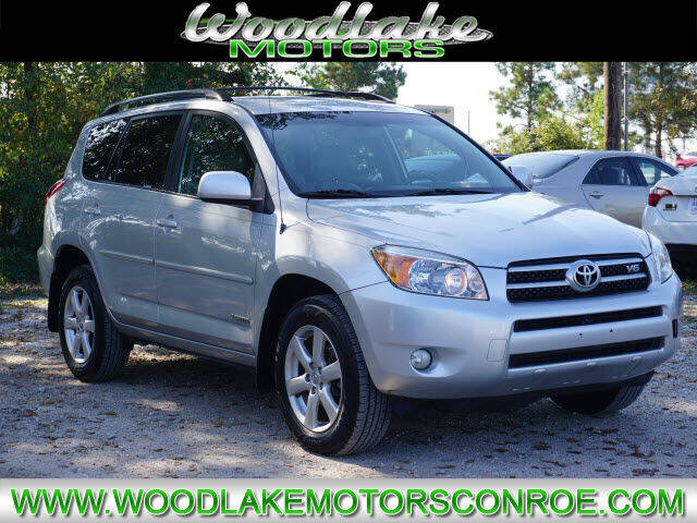 2008 Toyota RAV4 for sale at WOODLAKE MOTORS in Conroe TX