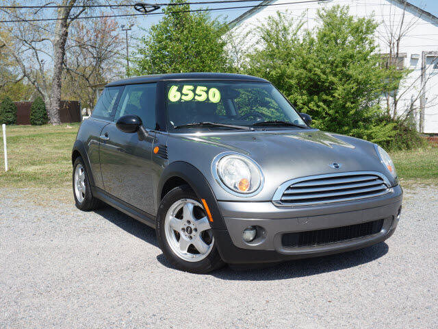 2010 MINI Cooper for sale at Auto Mart in Kannapolis NC