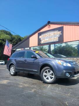 2014 Subaru Outback for sale at Harborcreek Auto Gallery in Harborcreek PA
