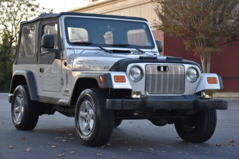 2003 Jeep Wrangler for sale at Wheel Deal Auto Sales LLC in Norfolk VA