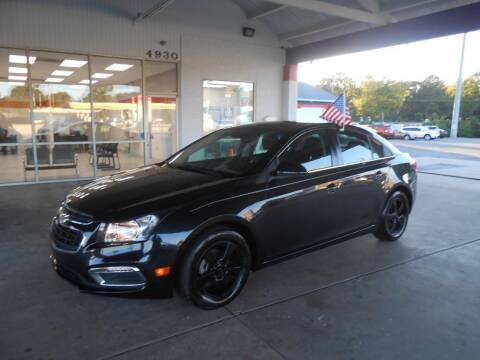 2016 Chevrolet Cruze Limited for sale at Auto America in Charlotte NC