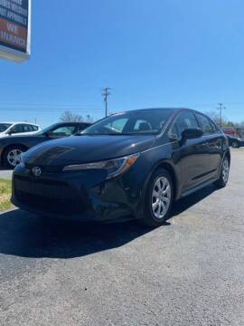 2020 Toyota Corolla for sale at Harbin Motors in Portland TN
