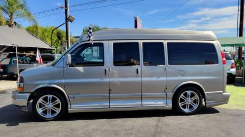 2004 Chevrolet Express Cargo for sale at Pauls Auto in Whittier CA
