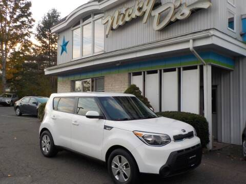 2014 Kia Soul for sale at Nicky D's in Easthampton MA