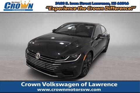 2020 Volkswagen Arteon for sale at Crown Automotive of Lawrence Kansas in Lawrence KS
