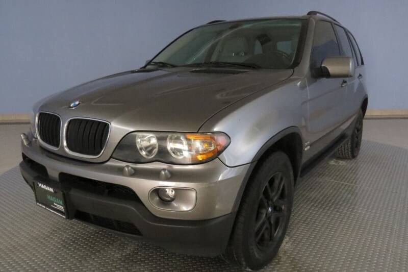 2006 BMW X5 for sale at Hagan Automotive in Chatham IL