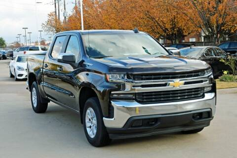 2020 Chevrolet Silverado 1500 for sale at Silver Star Motorcars in Dallas TX