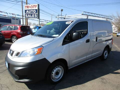 2018 Nissan NV200 for sale at TRI CITY AUTO SALES LLC in Menasha WI