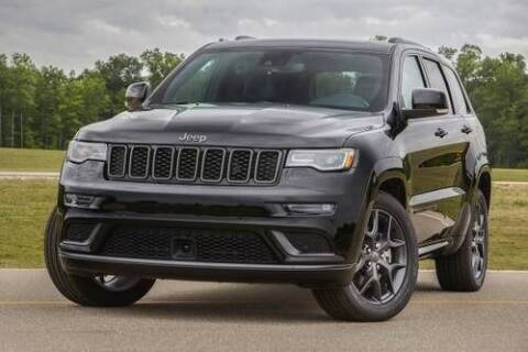 2021 Jeep Grand Cherokee for sale at XS Leasing in Brooklyn NY