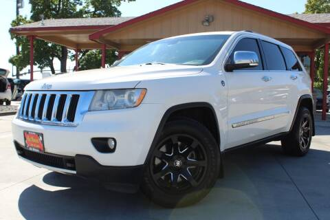 2011 Jeep Grand Cherokee for sale at ALIC MOTORS in Boise ID