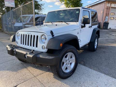 2017 Jeep Wrangler for sale at Seaview Motors and Repair LLC in Bridgeport CT
