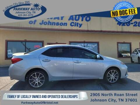 2017 Toyota Corolla for sale at PARKWAY AUTO SALES OF BRISTOL - PARKWAY AUTO JOHNSON CITY in Johnson City TN