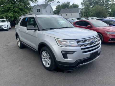 2018 Ford Explorer for sale at EMG AUTO SALES in Avenel NJ