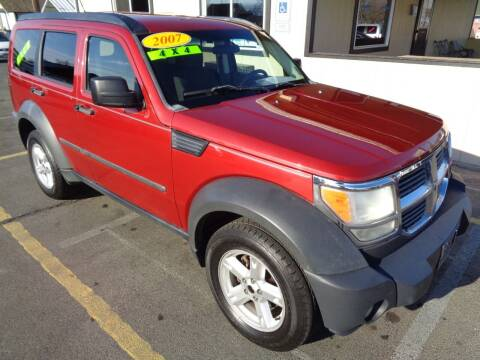 2007 Dodge Nitro for sale at BBL Auto Sales in Yakima WA