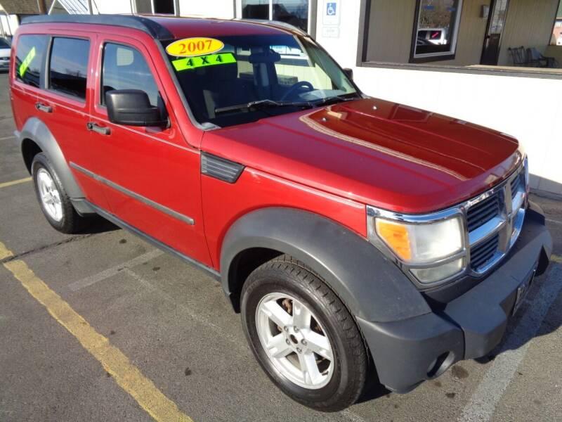 2007 Dodge Nitro for sale at BBL Auto Sales in Yakima WA