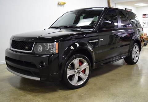 2013 Land Rover Range Rover Sport for sale at Thoroughbred Motors in Wellington FL