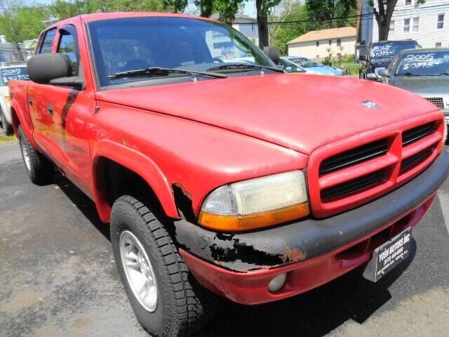2000 Dodge Dakota for sale at Yosh Motors in Newark NJ