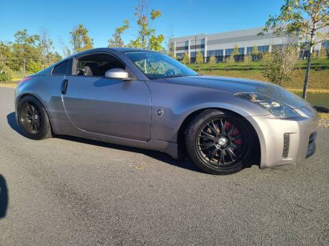2008 Nissan 350Z for sale at Lexton Cars in Sterling VA