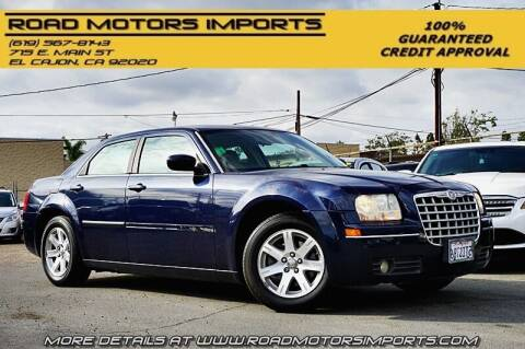 2006 Chrysler 300 for sale at Road Motors Imports in El Cajon CA
