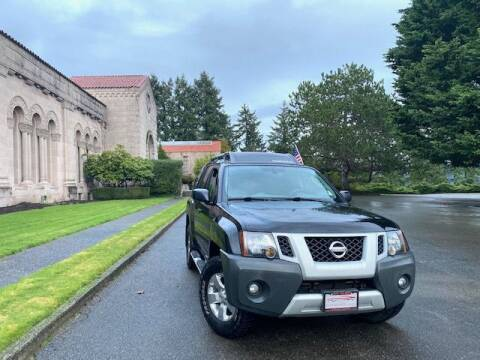 2010 Nissan Xterra for sale at EZ Deals Auto in Seattle WA