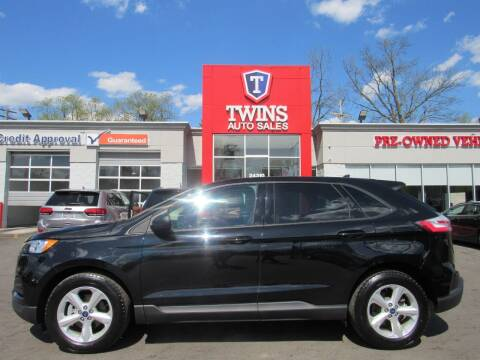 2019 Ford Edge for sale at Twins Auto Sales Inc in Detroit MI
