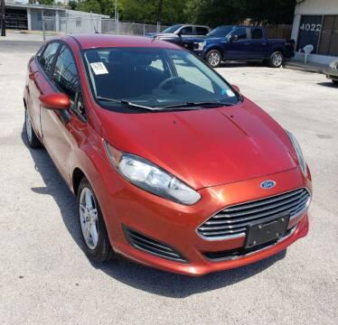 2018 Ford Fiesta for sale at Apex Auto SA in San Antonio TX