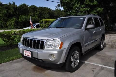2005 Jeep Grand Cherokee for sale at STEPANEK'S AUTO SALES & SERVICE INC. in Vero Beach FL
