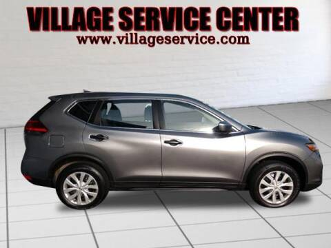 2017 Nissan Rogue for sale at VILLAGE SERVICE CENTER in Penns Creek PA