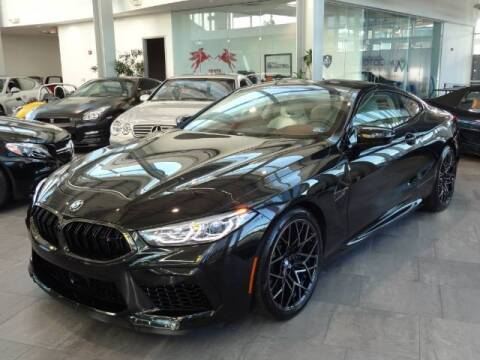 2020 BMW M8 for sale at Motorcars Washington in Chantilly VA