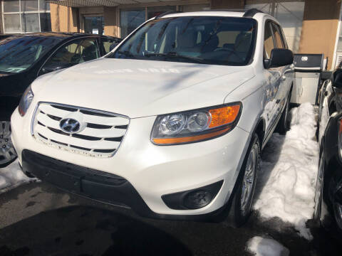 2010 Hyundai Santa Fe for sale at Ultra Auto Enterprise in Brooklyn NY