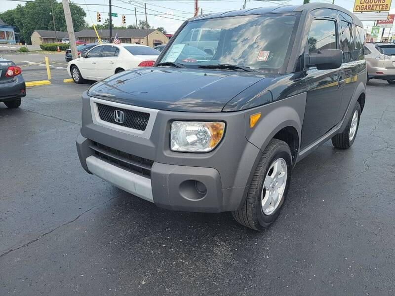 2004 Honda Element for sale at Rucker's Auto Sales Inc. in Nashville TN