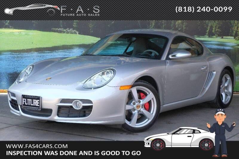 2007 Porsche Cayman for sale in Glendale, CA