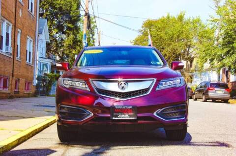 2016 Acura RDX for sale at Buy Here Pay Here Auto Sales in Newark NJ