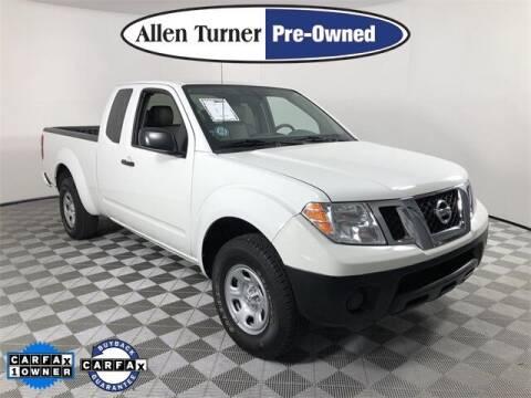 2019 Nissan Frontier for sale at Allen Turner Hyundai in Pensacola FL