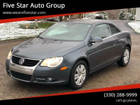 2008 Volkswagen Eos for sale at Five Star Auto Group in North Canton OH