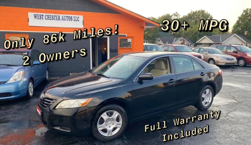 2009 Toyota Camry for sale at West Chester Autos in Hamilton OH