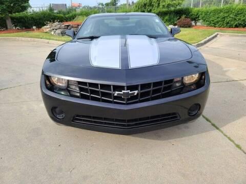 2011 Chevrolet Camaro for sale at G & R Auto Sales in Detroit MI