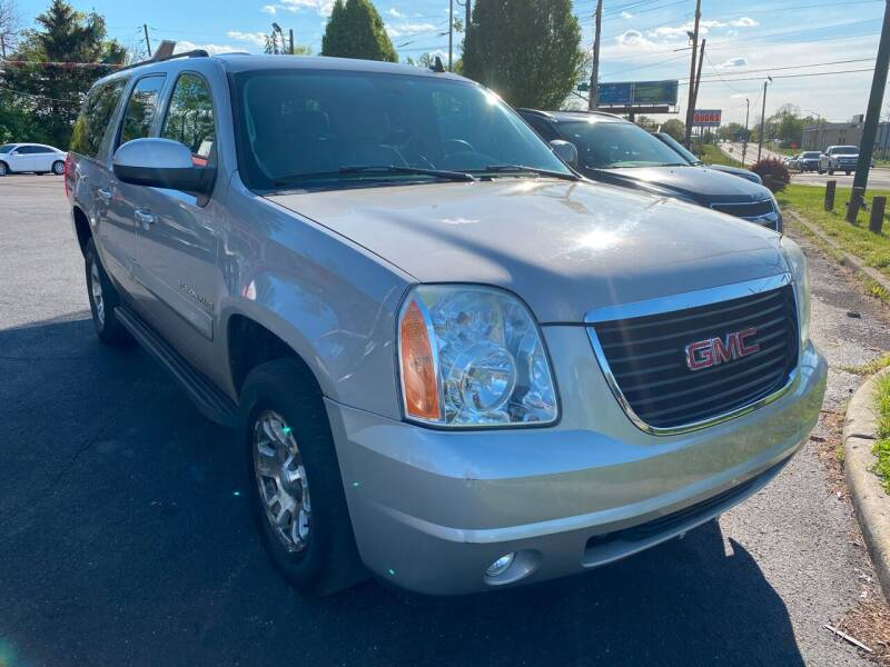 2008 GMC Yukon XL for sale at Right Place Auto Sales in Indianapolis IN