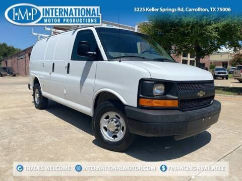 2014 Chevrolet Express Cargo for sale at International Motor Productions in Carrollton TX