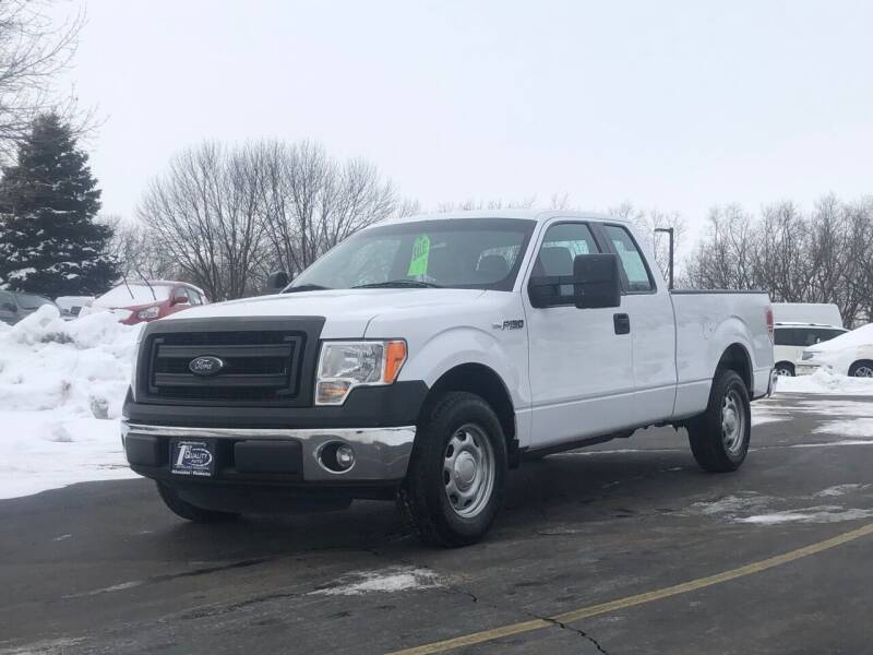 2014 Ford F-150 for sale at 1st Quality Auto in Milwaukee WI