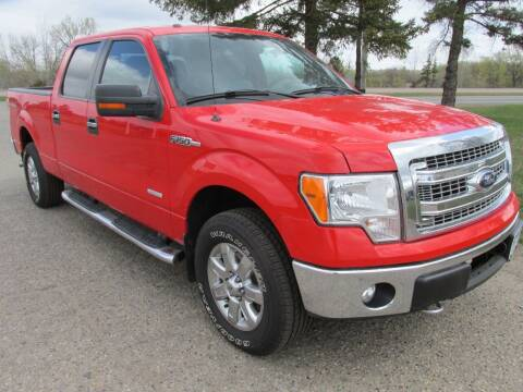 2013 Ford F-150 for sale at Buy-Rite Auto Sales in Shakopee MN
