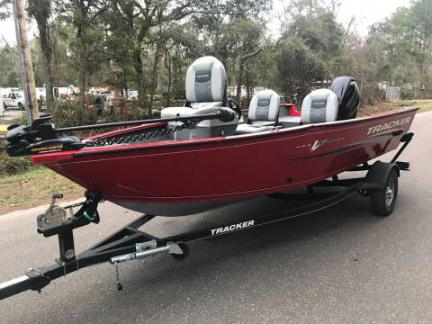 2017 Tracker V 16 super for sale at Next Autogas Auto Sales in Jacksonville FL