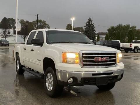 2012 GMC Sierra 1500 for sale at Betten Baker Preowned Center in Twin Lake MI